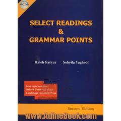 Select readings & grammar points