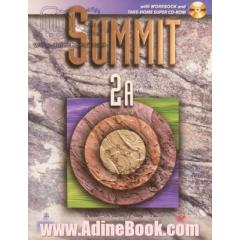 Summit: English for today's world 2A with workbook